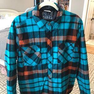 Men's Billabong jacket